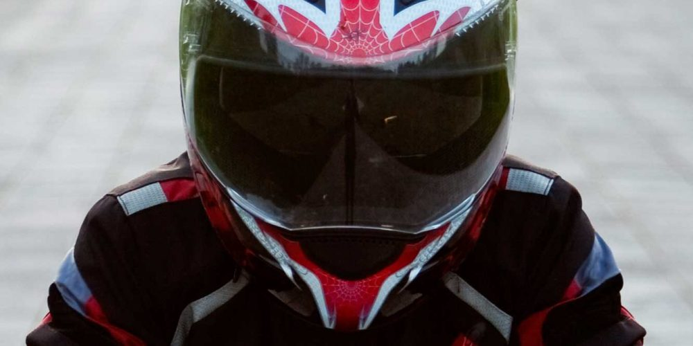 Wear your helmet.
