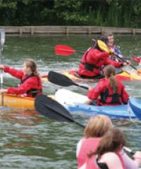 Southwater Watersports Centre & UK Kayaking