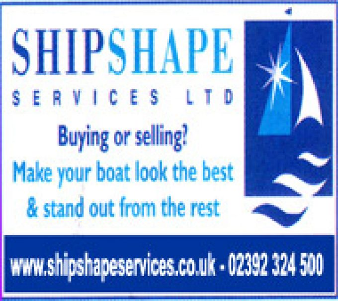 Shipshape Services Ltd – Boat Cleaning