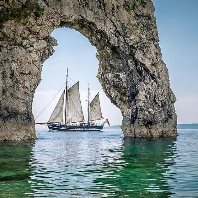 Moonfleet Adventure Sailing