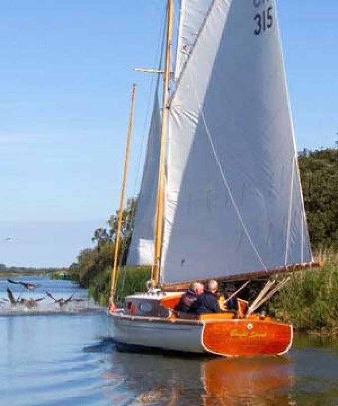 Olivers Sailing Holidays