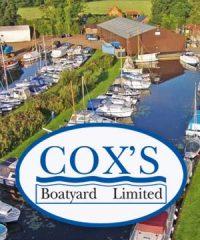 Cox's Boatyard Ltd