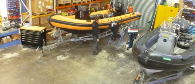 Pennine Marine Ltd