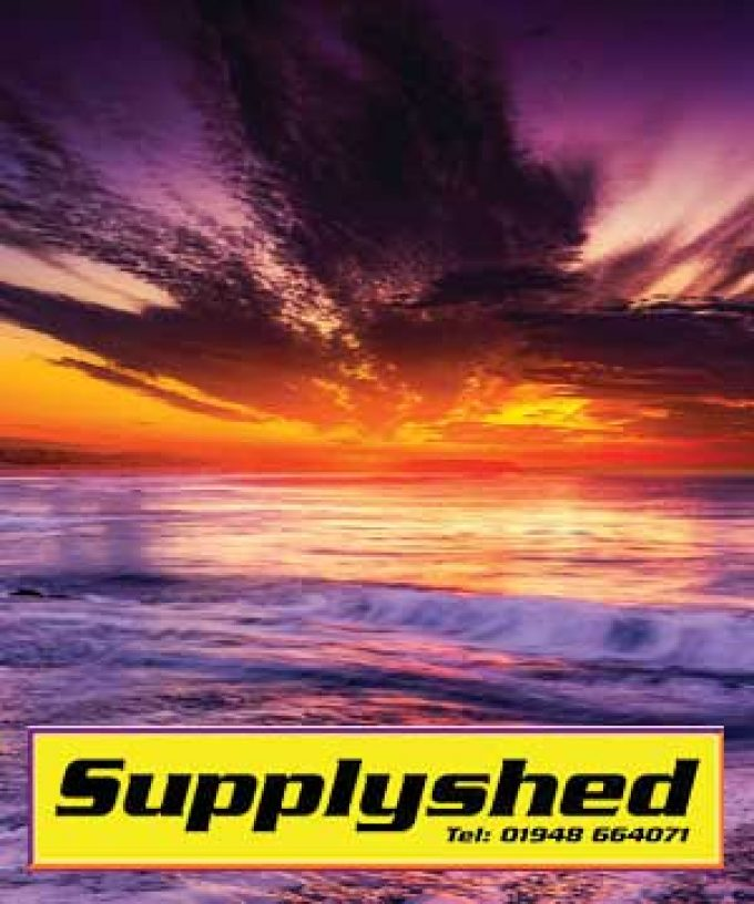 Supply Shed