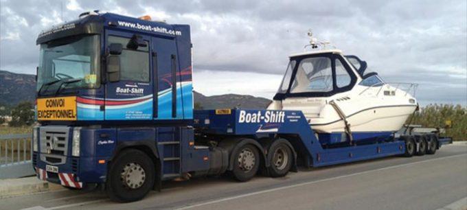 Boat-Shift Marine Transport Ltd.