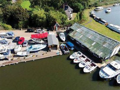 Ludham Bridge Boatyard