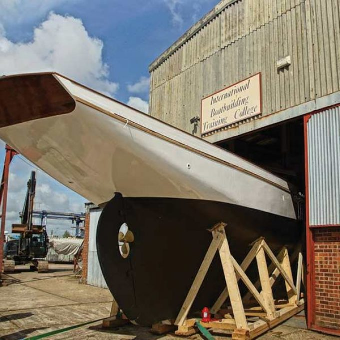International Boatbuilding Training College