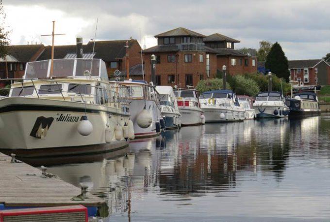 Tewkesbury Marina Ltd