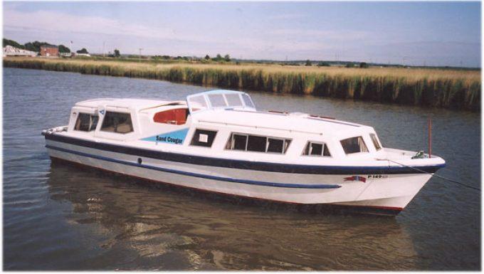 narrow boat hire